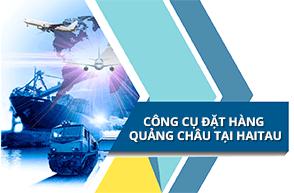 Sử dụng app mua hàng Quảng Châu qua Hải Tàu Logistics