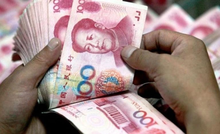 Chuẩn bị tiền mặt khi sang Trung Quốc đánh hàng