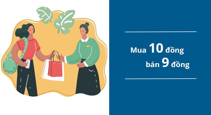 Kinh nghiệm mua buôn hàng Quảng Châu - Mua 10 đồng bán 9 đồng