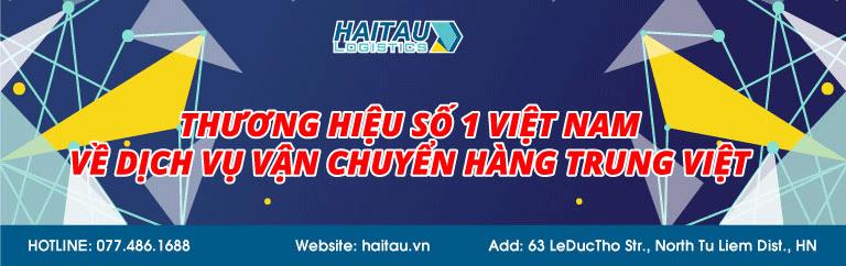 Thương hiệu số 1 Việt Nam về dịch vụ vận chuyển hàng Trung Quốc về Việt Nam