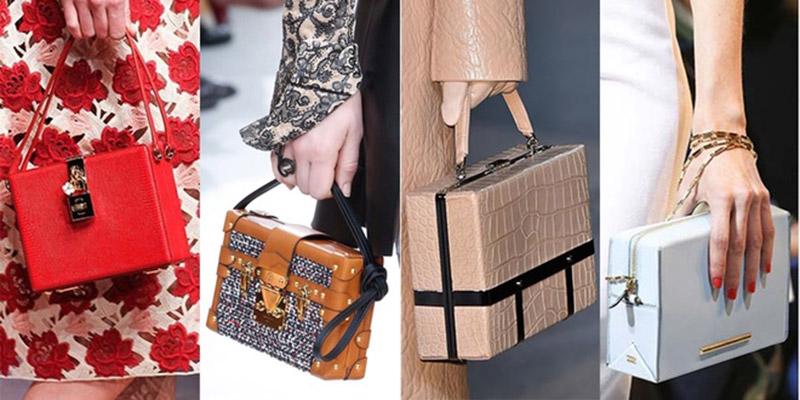 Túi xách Quảng Châu - Túi Box