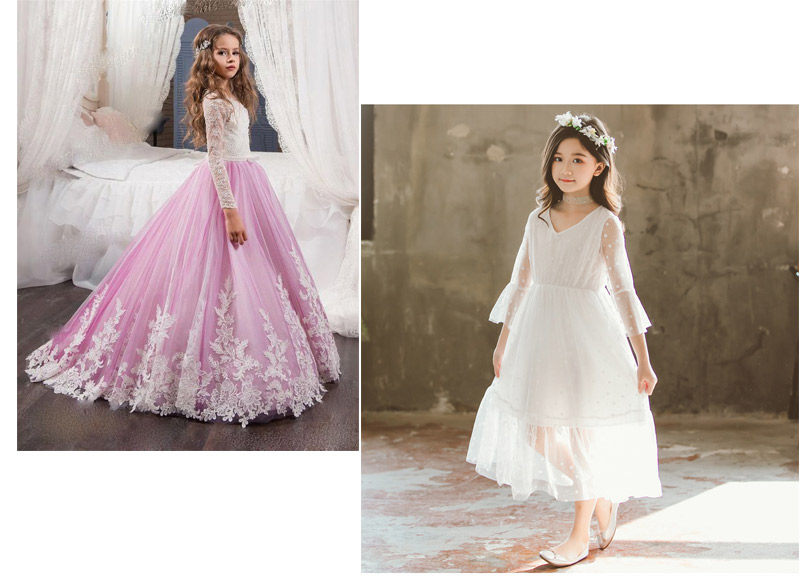 Mẫu váy đầm Quảng Châu 02