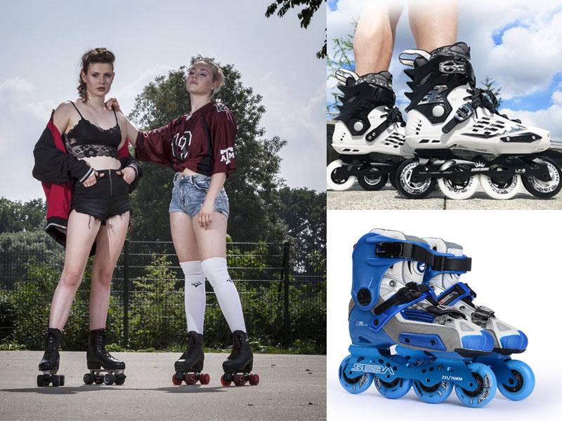 Các mẫu giày trượt patin đẹp