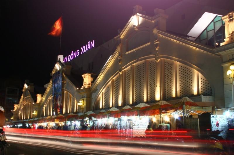 chợ đầu mối lớn ở Việt Nam