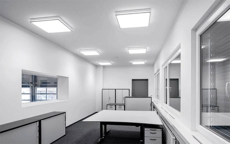 đèn led văn phòng