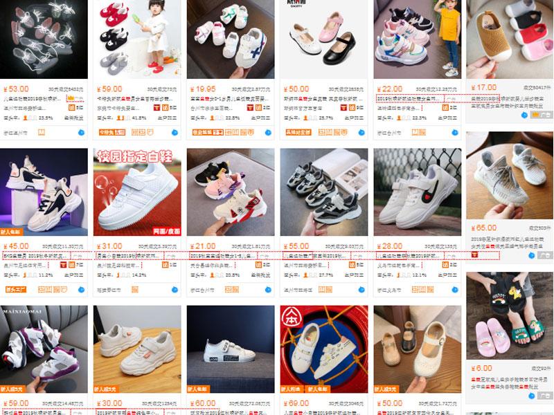 Nguồn hàng giày trẻ em giá rẻ