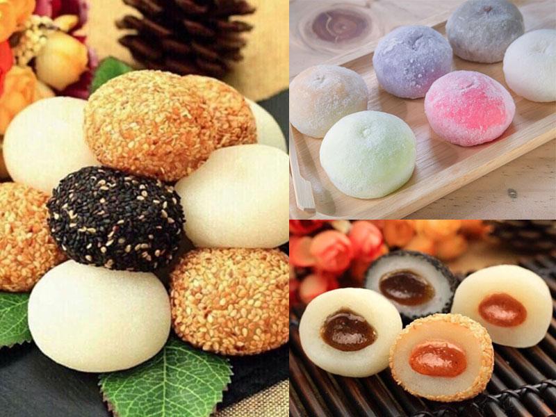 Các loại bánh kẹo Trung Quốc ngon 5