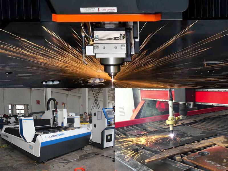 Máy cắt Laser tinh thể
