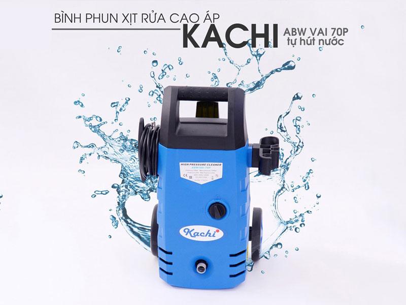 Máy rửa xe cao áp Kachi MK70