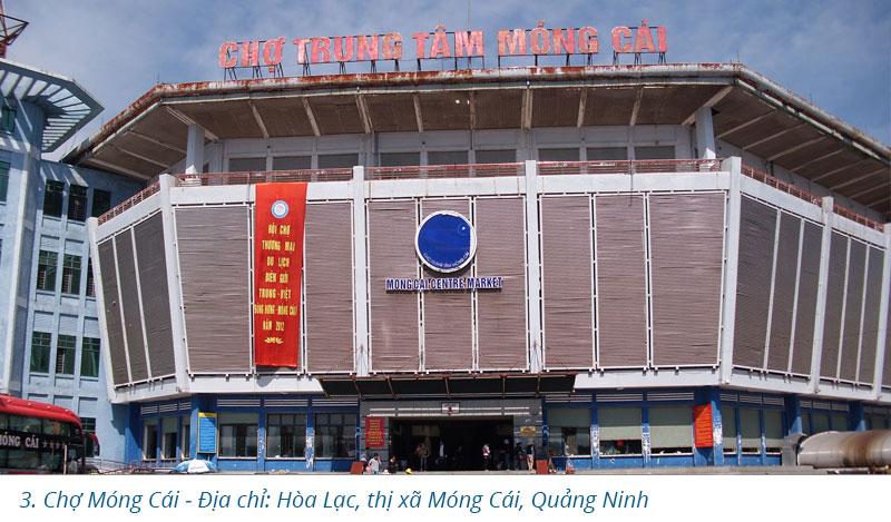 Chợ Móng Cái - Quảng Ninh