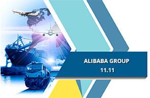 Alibaba Group liên tục lập kỷ lục mua sắm nhờ Ngày 11.11