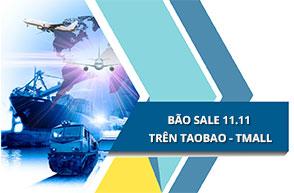 Bùng nổ bão sale 11.11 – Sự kiện lớn nhất năm trên Taobao, Tmall