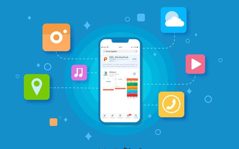 App mua hàng Taobao HẢI TÀU LOGISTICS