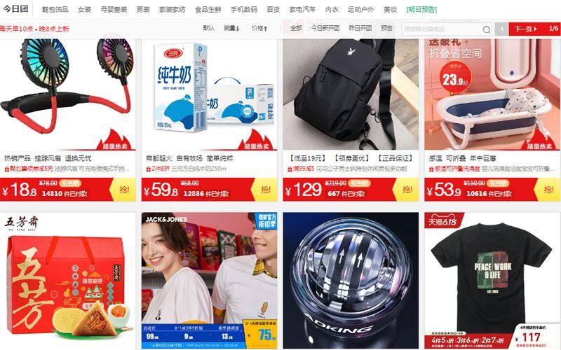 Lựa chọn sản phẩm Taobao phù hợp với nhu cầu