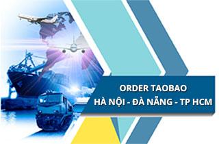 DV Order hàng Taobao Hà Nội - Đà Nẵng - TP HCM
