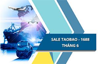 Chương trình Sale chào hè hấp dẫn khi order hàng Trung Quốc