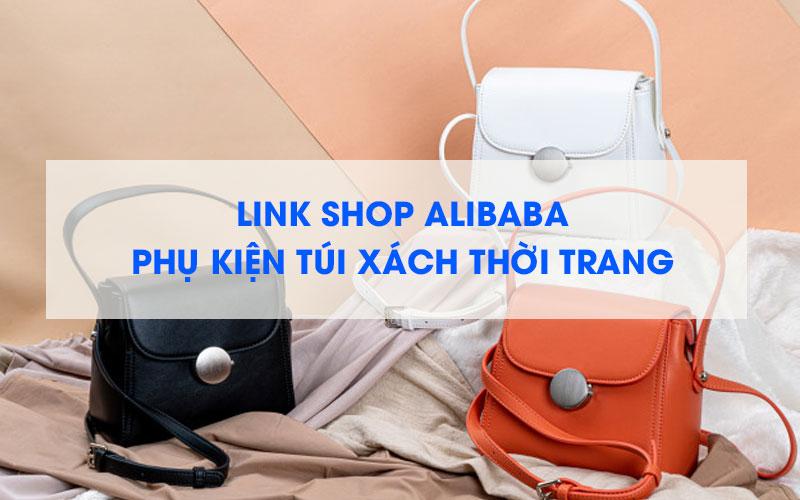 Nguồn hàng phụ kiện túi xách trên Alibaba