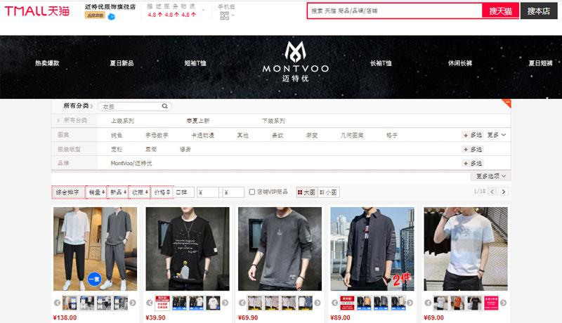 Cửa hàng quần áo Maiteyou