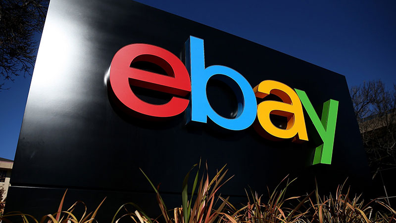 Website TMĐT Ebay