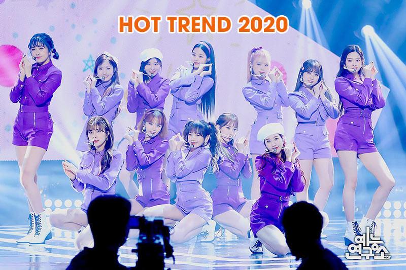 Màu tím pastel - hottrend 2020