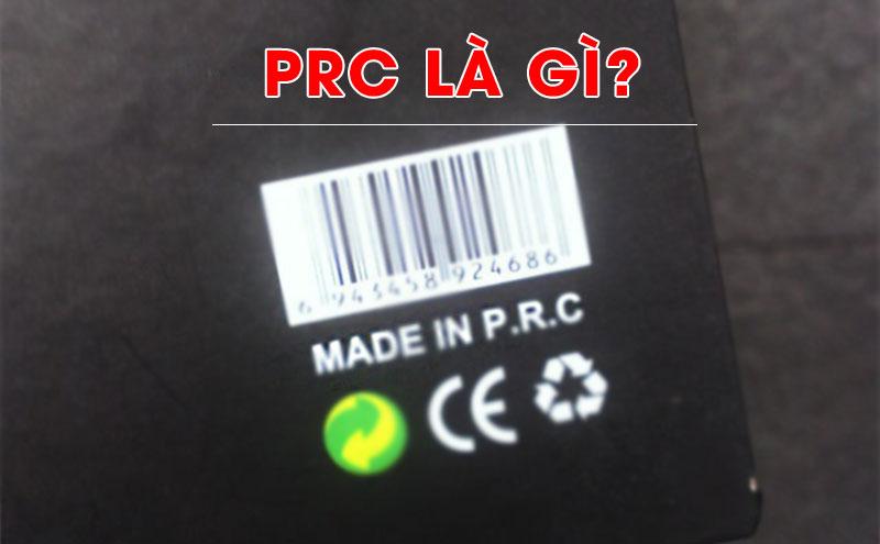 PRC là gì
