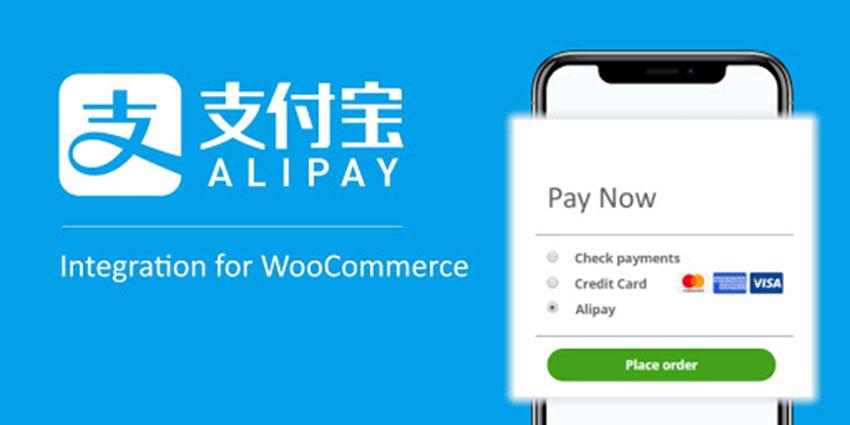 Thanh toán qua Alipay